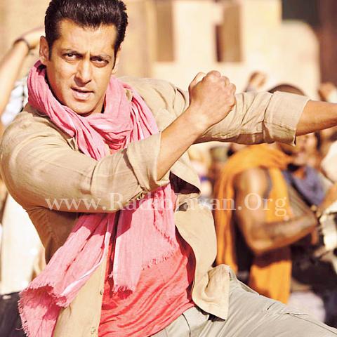 دانلود آهنگ هندی ماشالا Mashallah از سلمان خان در فیلم یک ببر